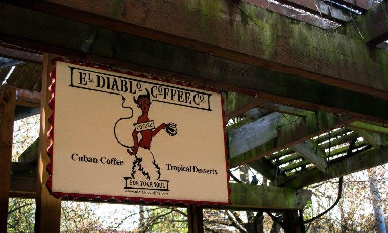 El Diablo Coffee Shop